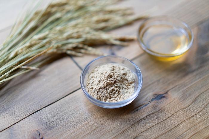 飲める 米糠