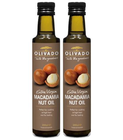 ニュージーランドOLIVADO社のマカダミアナッツオイルとアボカドオイルからお好きな2本をセットに OLIVADO選べるオイル 250ml 2本セット 5%OFF コールドプレス 低温圧搾 お値打ち価格で オーストラリア産 トランス脂肪酸0% POA 無添加 オメガ6 オメガ3 マーケット パルミトレイン酸 コレステロール0%