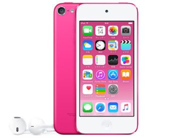 iPod touch MKHQ2J/A [32GB ピンク]【お取り寄せ(2週~3週間程度での入荷、発送)】
