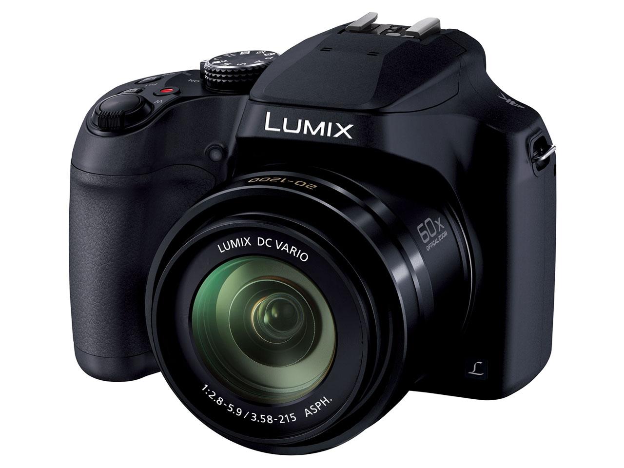 Panasonic LUMIX DC-FZ85【お取り寄せ商品(3週間~4週間程度での入荷、発送)】