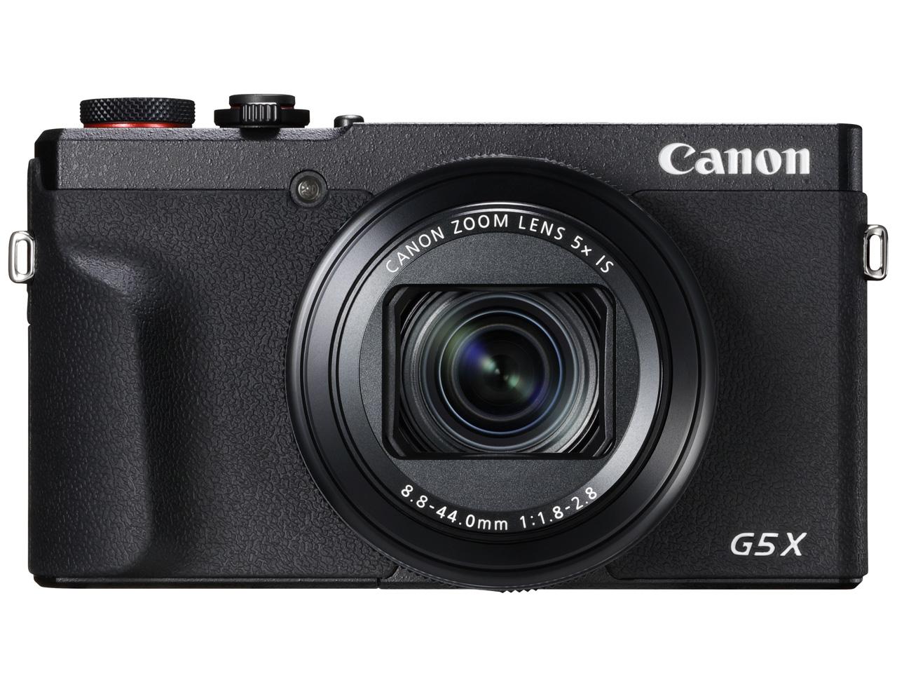 Canon PowerShot G5 X Mark II【お取り寄せ商品(3週間~4週間程度での入荷、発送)】