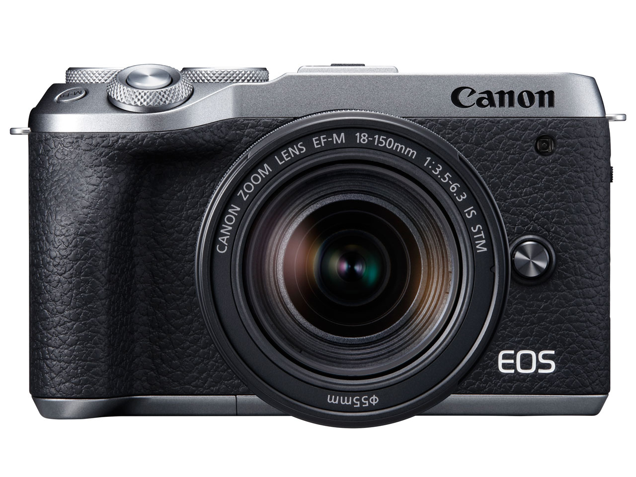 Canon EOS M6 Mark II EF-M18-150 IS STM レンズキット [シルバー]【お取り寄せ商品(3週間~4週間程度での入荷、発送)】