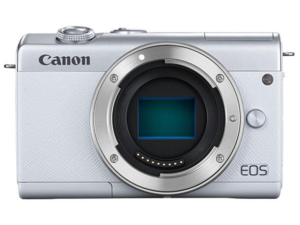 CANON EOS M200 ボディ [ホワイト]【お取り寄せ商品(3週間~4週間程度での入荷、発送)】