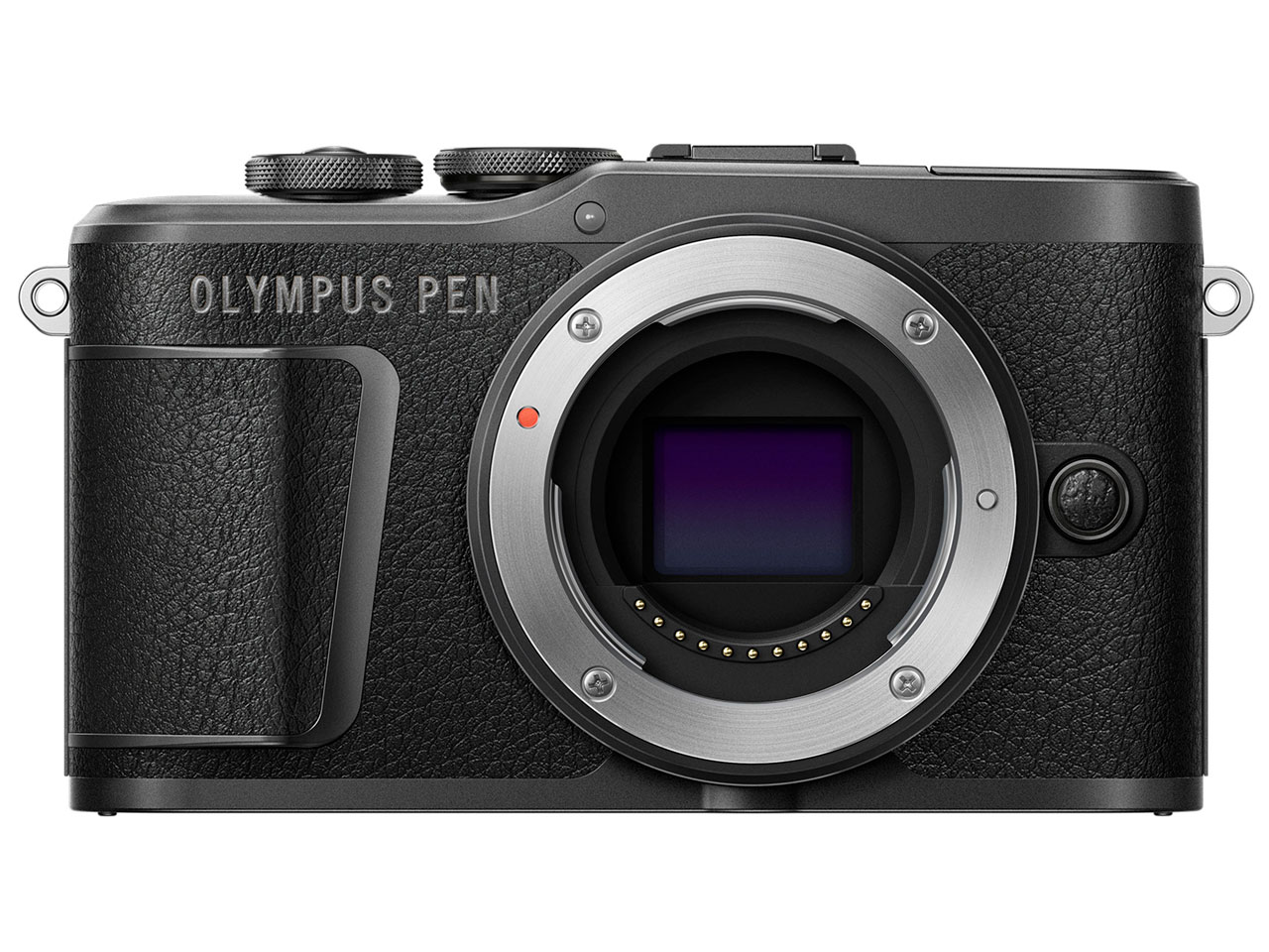 OLYMPUS PEN E-PL10 ボディ [ブラック]【お取り寄せ商品(3週間~4週間程度での入荷、発送)】