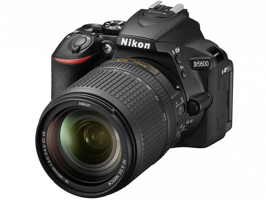 Nikon D5600 18-140 VR レンズキット【在庫あり(1~3営業日程度での発送)】