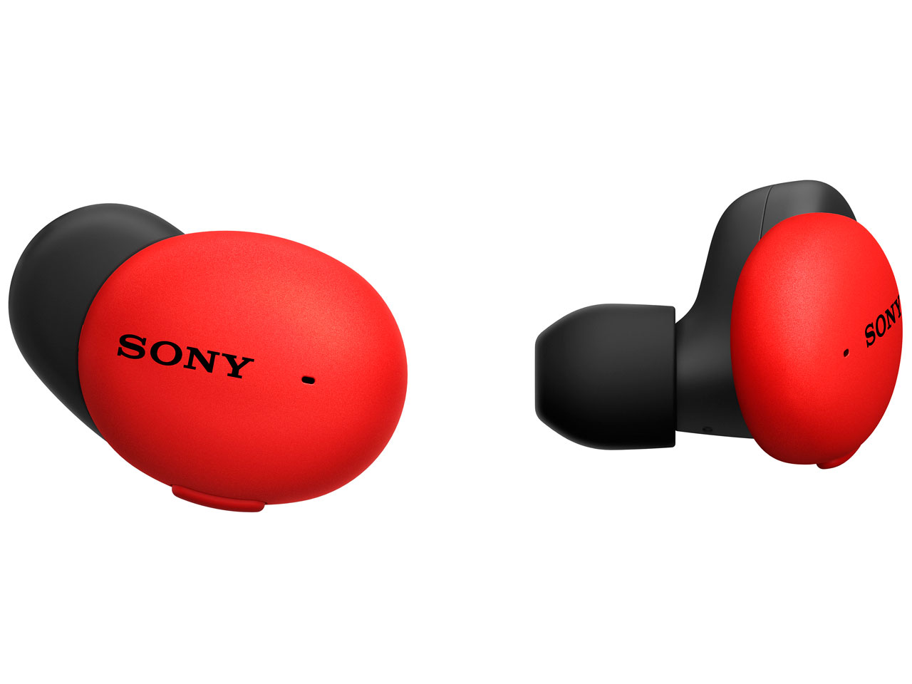 SONY h.ear in 3 Truly Wireless WF-H800 (R) [レッド]【お取り寄せ商品(3週間~4週間程度での入荷、発送)】