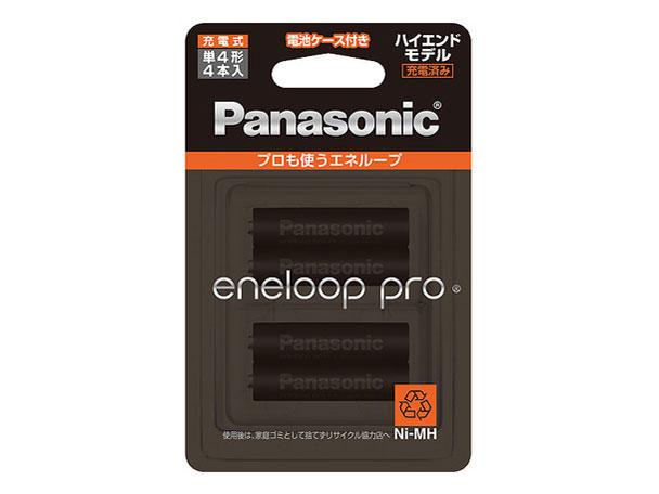 商品サイズ:1.00 キャンセル 返品不可商品 メール便対象 Panasonic エネループPRO BK-4HCD 舗 発送 単4形4本 新作アイテム毎日更新 お取り寄せ 4C 2週~3週間程度での入荷