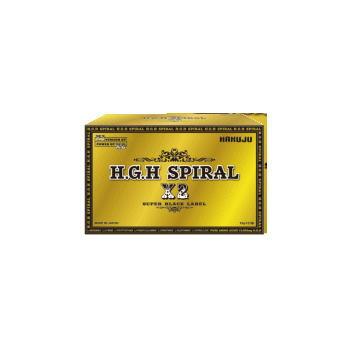 【白寿 H.G.H X1 後継品】)【白寿 HGH X1 後継品】【あす楽対応】【白寿 H.G.H SPIRAL X2(15g×31袋】アミノ酸含有食品(医療機関専売品)白寿BIO医研株式会社