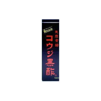 黒コウジ酢(コウジ黒酢)720ml 3本セット