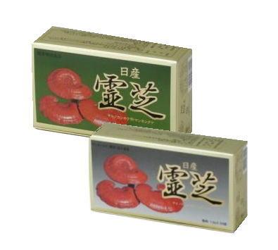 日産霊芝(粒状) (2粒入×50パック)2箱セット