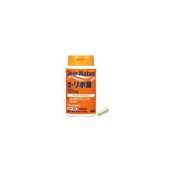 アサヒ ディアナチュラα-リポ酸with りんごポリフェノール(60粒)10箱セット