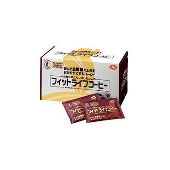 【特定保健用食品】ミル総本社 フィットライフコーヒー 60包2箱セット