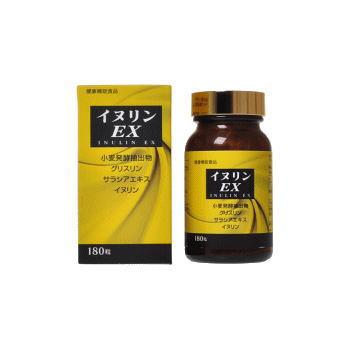 イヌリンEX180粒3箱【イヌリン(難消化性多糖類)が主成分!】