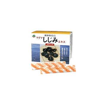 【タウリン、ビタミンB12ならマグマしじみエキススティック 2箱