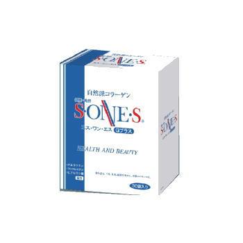 エス・ワン・エス【S・ONE・S】コラーゲン(エスワンエスGプラス)210g(7g×30包)3箱
