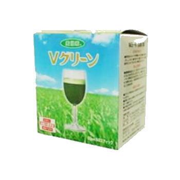 【あす楽対応】大麦若葉青汁 Vグリーン180g(3g×60袋)3箱セット