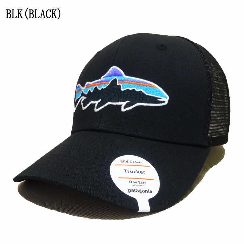 d48a53529d4 楽天市場  あす楽  Patagonia FITZ ROY TROUT TRUCKER HAT - 38008 ...