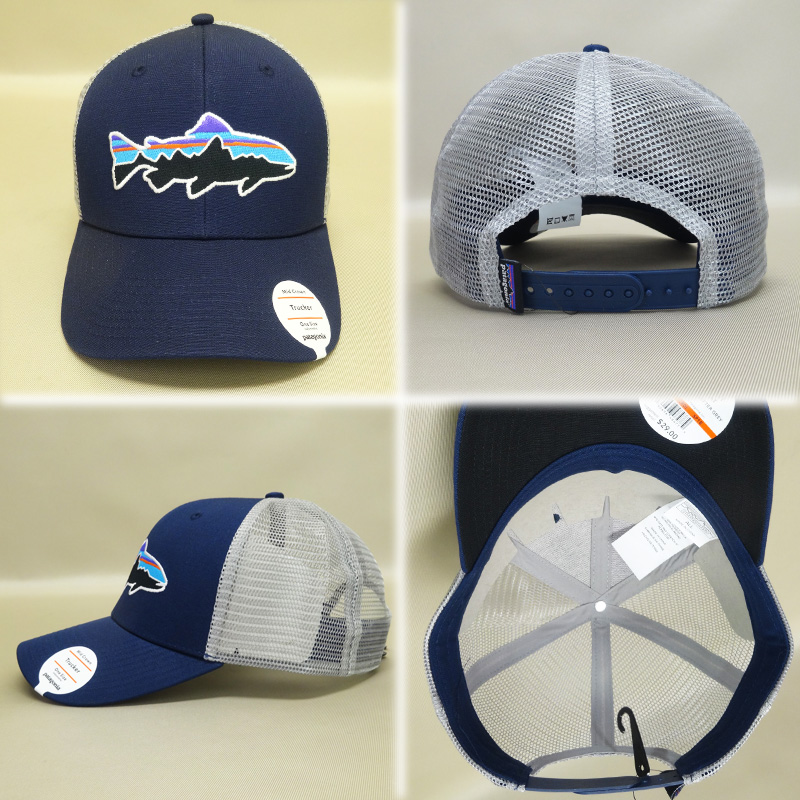 Patagonia Fitz Roy Trout Trucker Hat for Adults ddfdff20bd0c