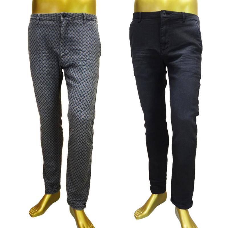 【あす楽】SCOTCH & SODA Pants SUPER SLIM FIT 1504-08.80007 (スリム フィット スウェットパンツ)
