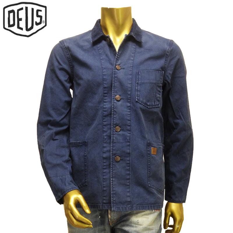 【あす楽】Deus ex machina Alexander Jacket DMA56126 デウス エクス マキナ アレキサンダー ジャケット Chip Jacket