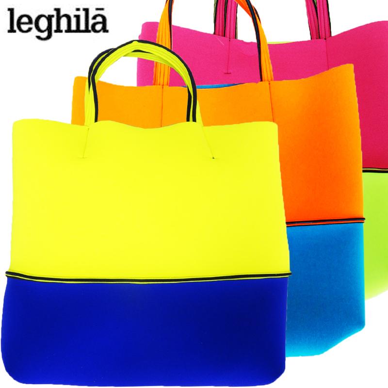 【あす楽】LEGHILA-TOTE-BEACH (レギーラ) Tote Bag トートバッグ(洗えるバッグ)