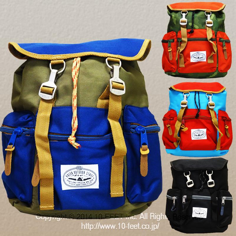 【あす楽】POLER(ポーラー) ROAMERS PACK-432001 Back Pack バックパック