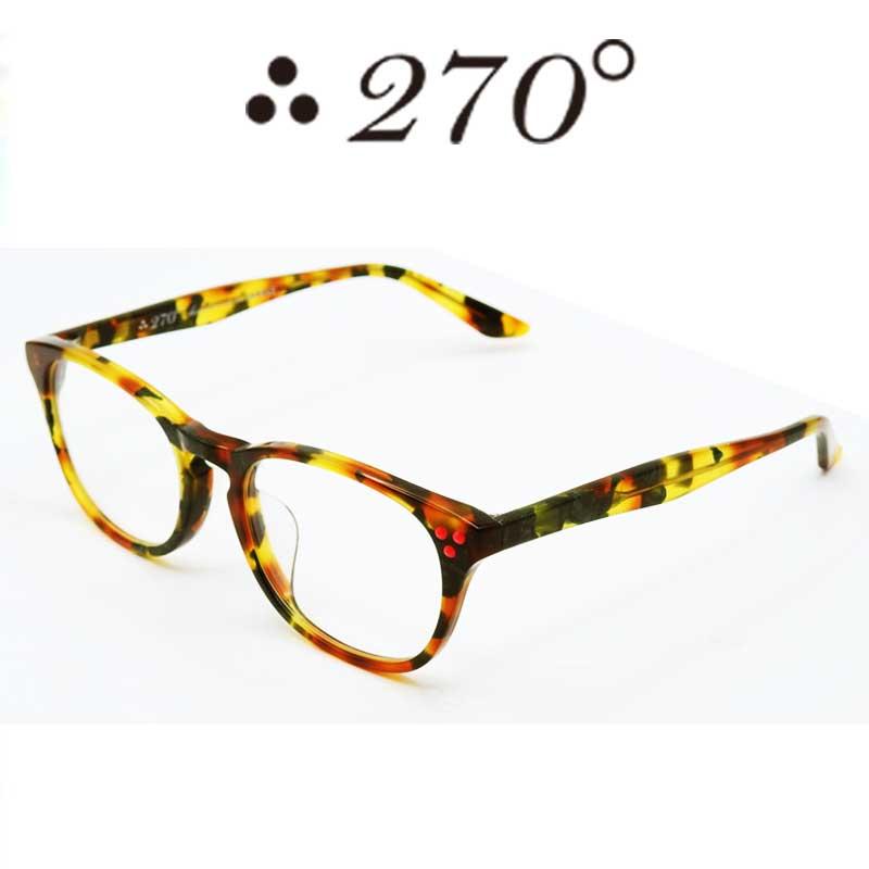 【あす楽】 270°メガネ / two-seventy degrees / 眼鏡 / 伊達メガネ / サングラス / HNL-CAMO-CLR-RED / 専用ケース付 /【送料無料】