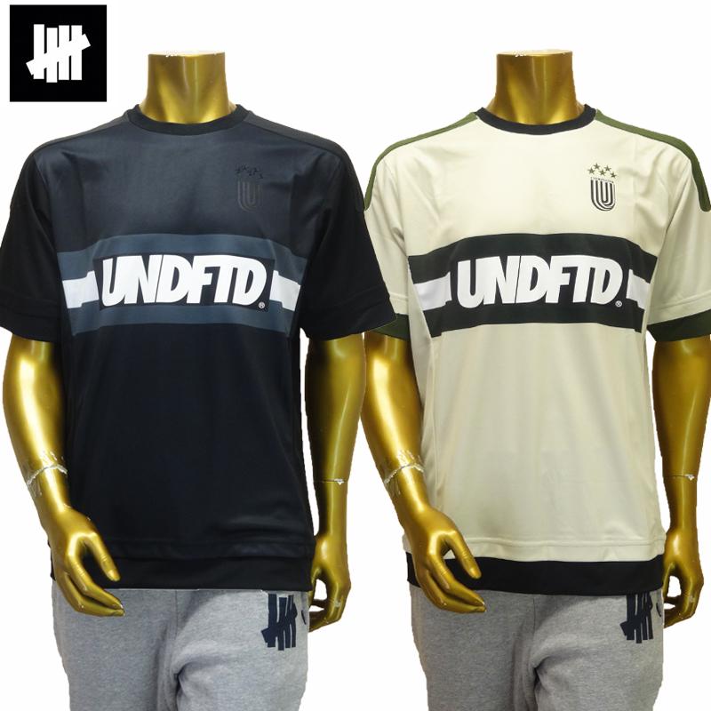 【あす楽】UNDEFEATED(アンディフィーテッド) UNDEFEATED SOCCER JERSEY / サッカー ジャージ / Tシャツ / TEE / トップス / 514344