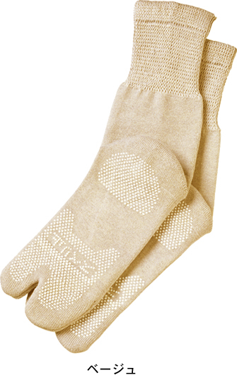 指付きの足袋型の靴下です 安定 レビューを書けば送料当店負担 安心の歩行をサポートします 蒸れにくい薄手の靴下です セール 介護すべり止め指付きソックス 薄手タイプ 爆安