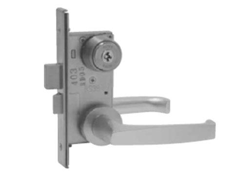 レバーハンドル錠 YKK AP用 HH-K-12141-1A【メーカー取り寄せ品】