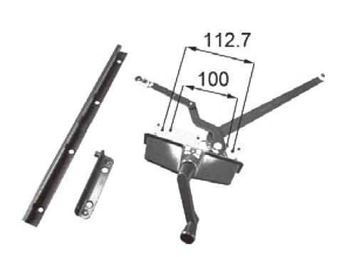 オペレーター(15-10) トステム PGAX95 (L)【メーカー取り寄せ品】