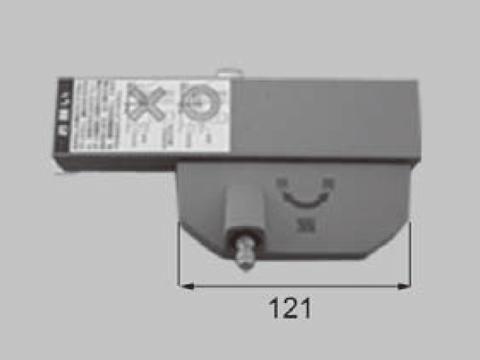 高所用オペレーターセット トステム YPJK682CL 左用【メーカー取り寄せ品】