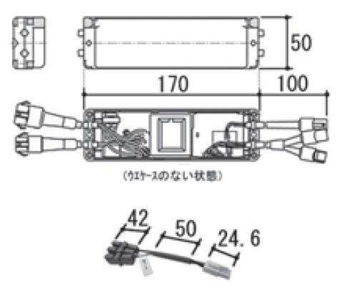 スイッチ 三協・立山アルミ 住宅用 WB7751【メーカー取り寄せ品】