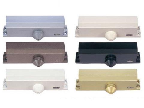 リョービ ドアクローザー RYOBI 80シリーズ 税込 1840P パラレル型 メーカー取り寄せ品 ストップ付き 左右共通 日本限定 IV アイボリー
