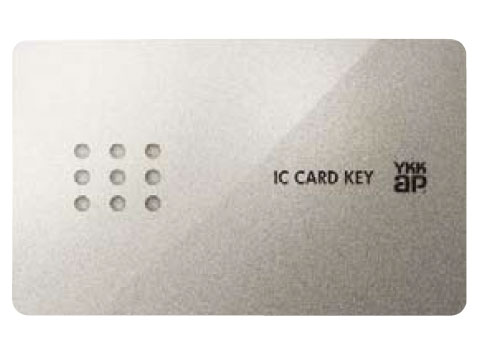 送料込 ykk 住宅用 2k49929 カードキー メール便選択可 玄関ドア用カードキー メーカー取り寄せ品 YKK 電気錠システム 限定特価 ピタットkey用 2K-49929