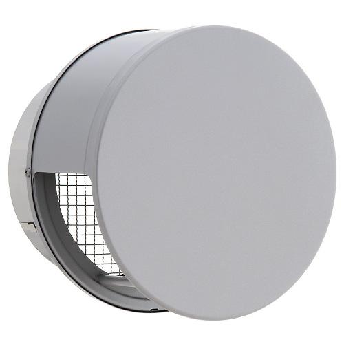 屋外用 グリル UNIX BSW175SC3M 外風対策 ステンレス製 丸型フラットカバー付 3メッシュ【メーカー取り寄せ品】