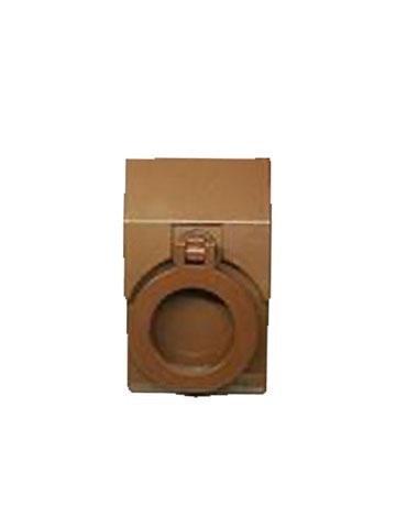 錠本体・表(片・両錠兼用) LIXIL KCE28001A ブロンズ TOEX【メーカー在庫限り】