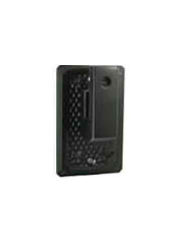 受け金具(片錠用) LIXIL KVT08040A マイルドブラック TOEX【メーカー在庫限り】