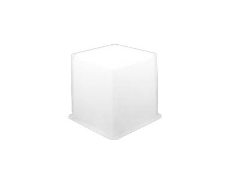 ガラスグローブ LIXIL LYS88000A 白 TOEX【メーカー取り寄せ品】