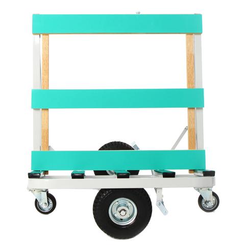 【送料無料】ガラス・サッシ等運搬用台車 ポータブルタイプ300kg積日本ベンリー ポータブルポニーRS PONY