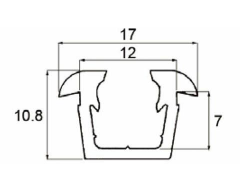 入手の難しいガラス開口溝12mmm用網入りガラス交換用グレチャンガラス溝12mm6.8mmmガラス共用タイプ 通信販売 防カビ剤入り 初回限定 グレチャン サッシ開口溝12ミリ グレー色 6.8ミリガラス用 1m単位販売