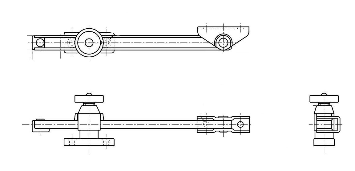 調整器 ナカニシ SUS-SA-350【メーカー取り寄せ品】