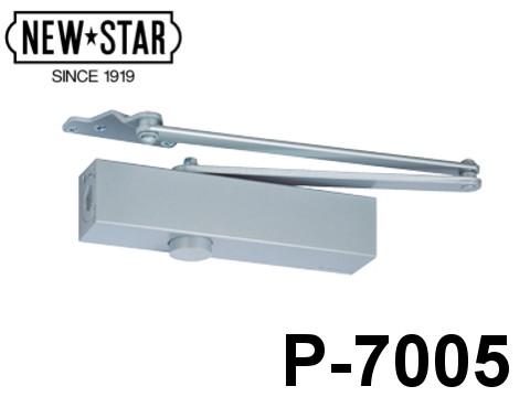 ドアチェック ニュースター AP-7005 バーントアンバー パラレル型 ストップなし ドアクローザー 日本ドアーチェック バーントアンバー エアタイトドア用 (AP)【メーカー取り寄せ品】