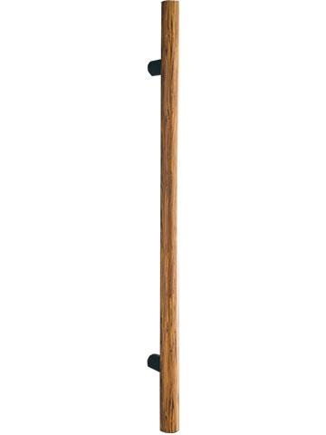 アンジュレートウッド(合成木材) 神栄ホームクリエイト 新協和 GCW1208-27-600 内外1セット Undulate Wood ドアハンドル
