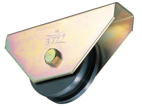 ヨコヅナ 鉄重量戸車 H型 鉄枠 JHM-1506 鉄重量戸車 H型 鉄枠 ヨコヅナ JHM-1506 【メーカー取り寄せ品】