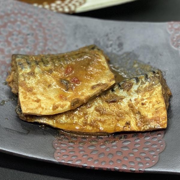 百年床のぬか炊き(サバ・2切)