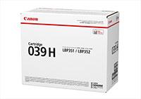 【Canon メーカー純正品】キヤノン トナーカートリッジ039H (キャノン CRG-039H) LBP351i、LBP352i 用トナー【送料無料】【smtb-td】【*】
