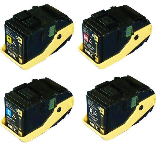 【国産】【代引き:不可】【特価品】【4色セット】 PR-L9100CPR-L9100C-11 PR-L9100C-12 PR-L9100C-13 PR-L9100C-14 各1本/計4本即納 リサイクルトナー NEC【NEC ColorMultiWriter 9100C 用】【送料無料】【smtb-td】【 後払い 可 】