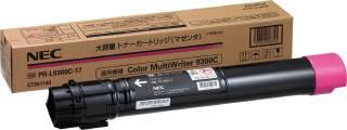 【代引き:不可】【NEC メーカー純正品】【大容量】PR-L9300C-17 マゼンタ 【送料無料】【smtb-td】【 お買い物マラソン 】