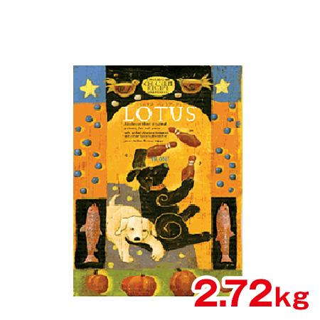 ロータス パピーチキンレシピ小粒 2.72kg プレミアム #w-1001857【犬フードSALE】